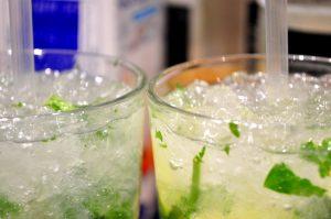Mobile Cocktailbar - Mojitos