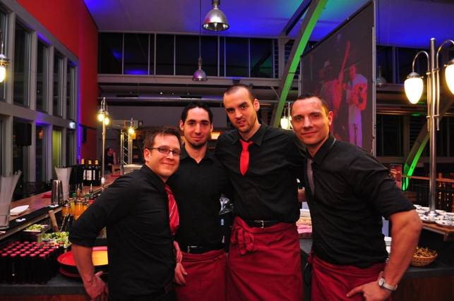 Mobile Barkeeper - Das Team