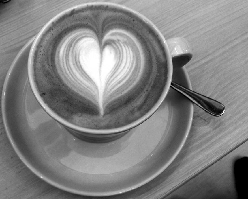 Latte Art - Mobiler Barista