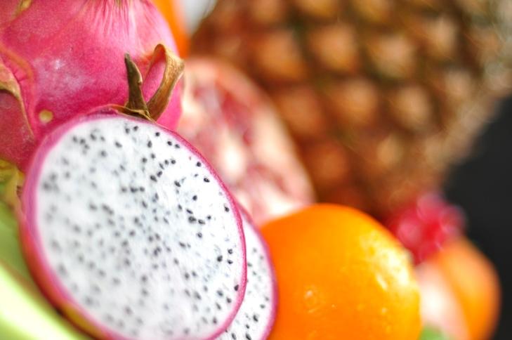 Früchte für die mobile Vitaminbar