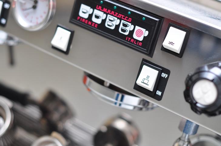 Espressomaschinen - La Marzocco, Reneka, La Scala